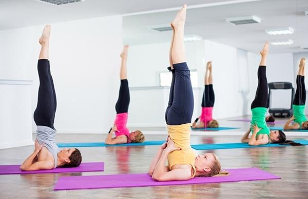 1. yoga giúp tăng cân5