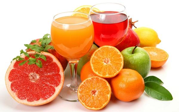 12. Nước ép trái cây - có nên uống mỗi ngày