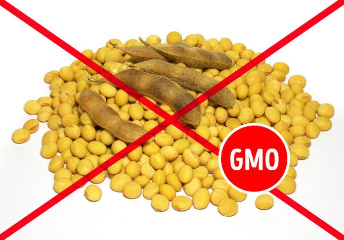 Đậu nành  Theo Trung tâm an toàn thực phẩm Hoa Kỳ, các loại hạt giống biến đổi gien đang được sử dụng để canh tác tới 90% sản lượng ngô, đậu nành và bông tại Mỹ. Chúng không chỉ không đảm bảo nguồn dinh dưỡng cần thiết mà còn gây ra nhiều vấn đề sức khỏe như dị ứng, ức chế miễn dịch, kháng kháng sinh hay ung thư.