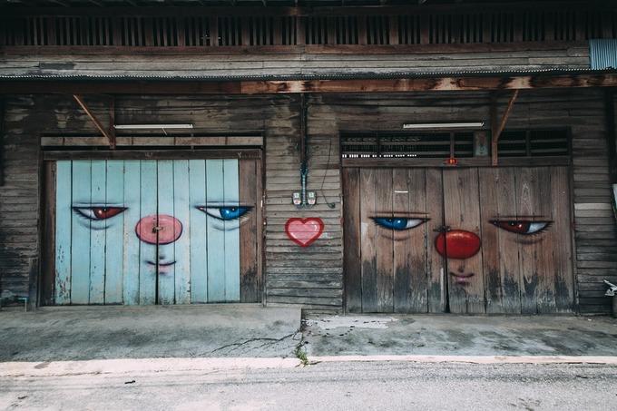 21. Làng bích họa Thái Lan