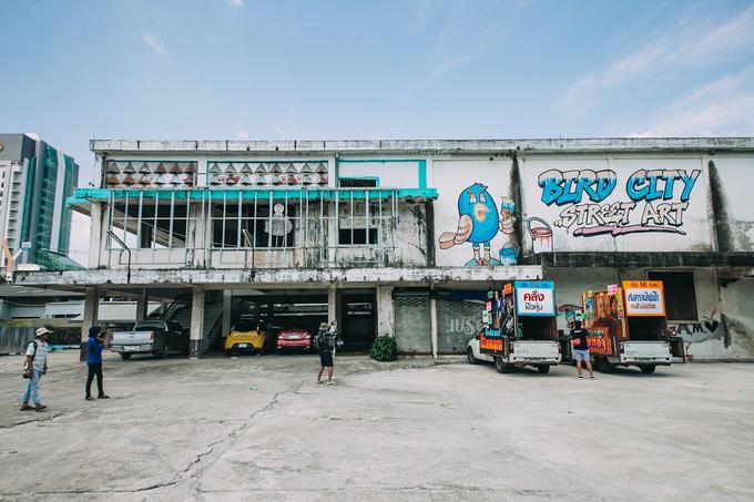 21. Làng bích họa Thái Lan1