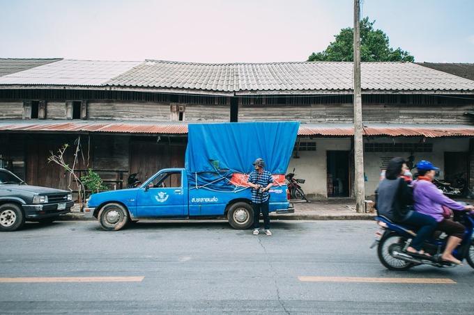 21. Làng bích họa Thái Lan3