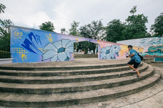 21. Làng bích họa Thái Lan6