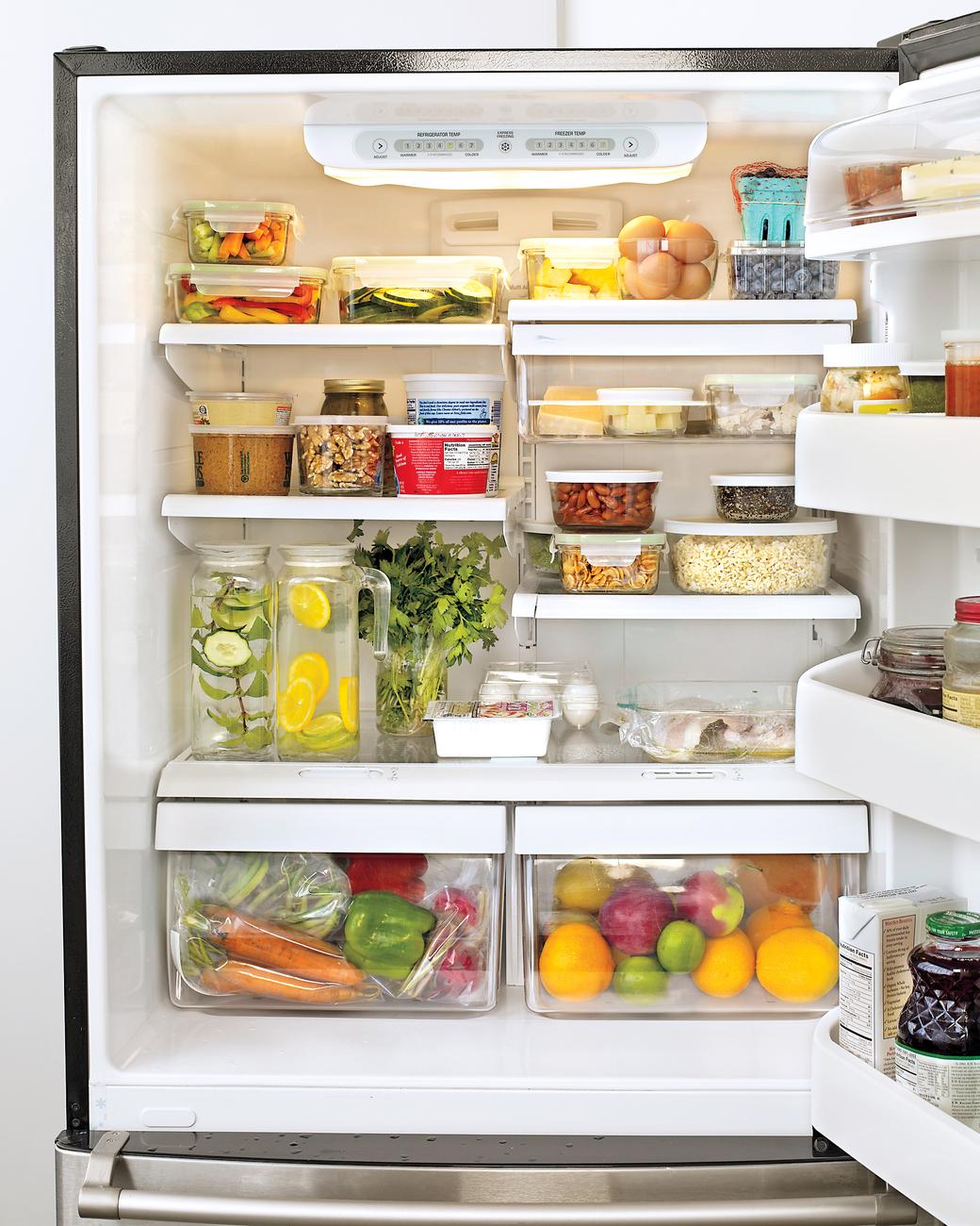 21. Những thực phẩm không nên bảo quản trong tủ lạnh6