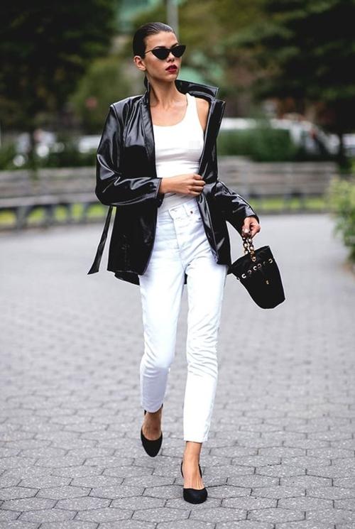 4. 4 lý do nên mặc màu trắng mùa mát5