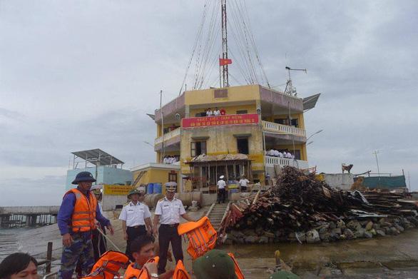Đảo Tiên Nữ, nơi đón ánh bình minh đầu tiên của Việt Nam