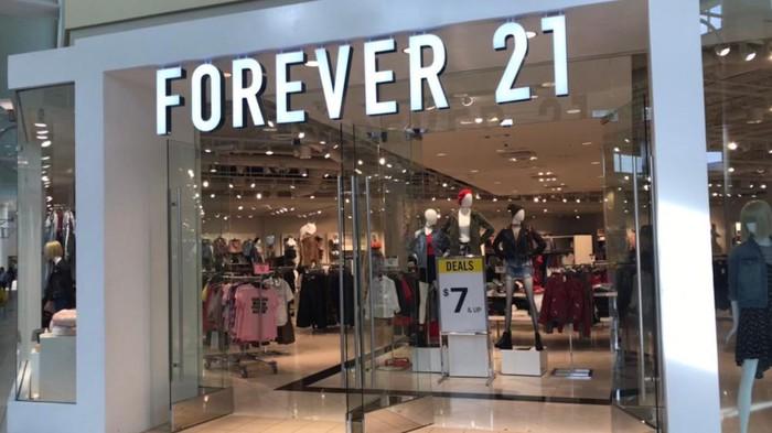 Một cửa hàng Forever 21 tại Los Angeles.