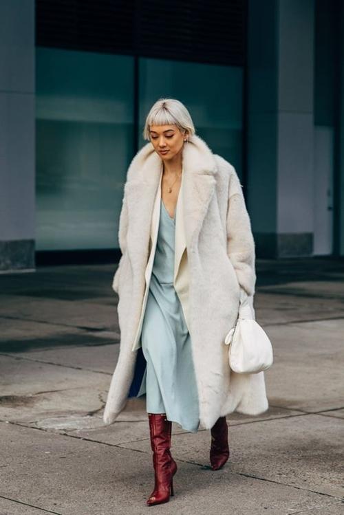 Thu đông nhất định không thể thiếu một chiếc áo khoác đẹp