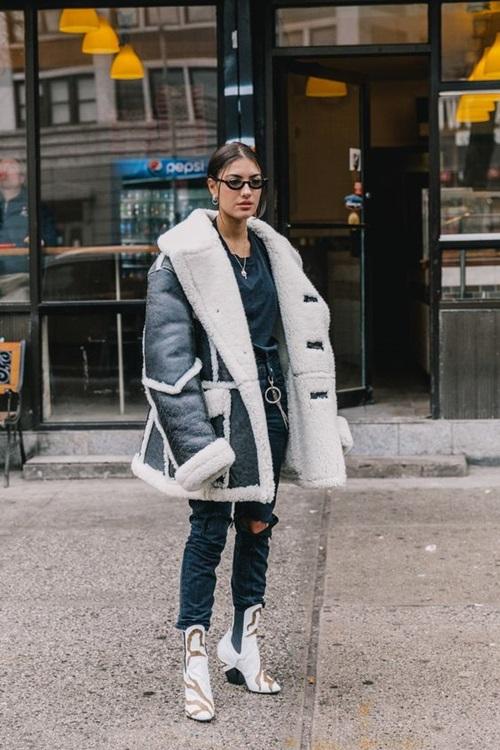 5. 5 gợi ý áo khoác thu đông cho nàng sành điệu9