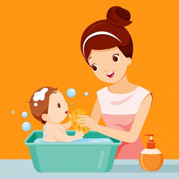 Những đồ sơ sinh không cần sắm vội như: Chậu tắm cho bé, nôi, xe đẩy...