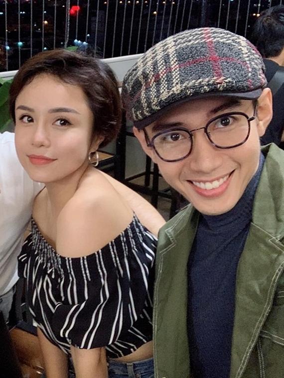 Hồi tháng 5/2019, Thái Trinh và Quang Đăng vẫn sóng đôi. Trên trang cá nhân, nữ ca sĩ đăng ảnh chúc mừng sinh nhật bạn trai cùng nhiều lời ngọt ngào.