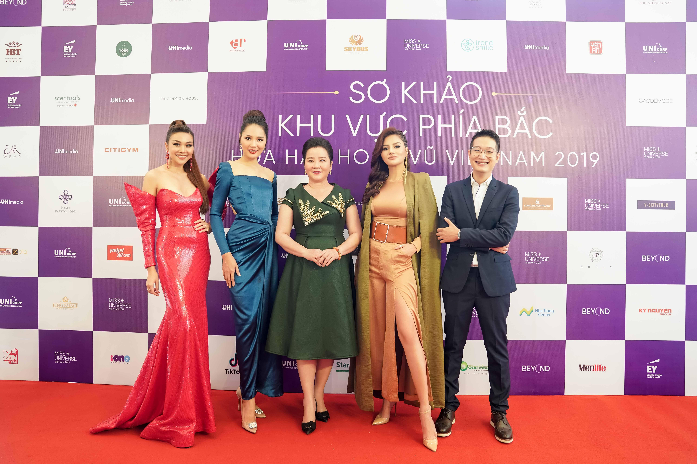 Ban giam khao Hoa hau Hoan Vu Viet Nam 2019 (2)