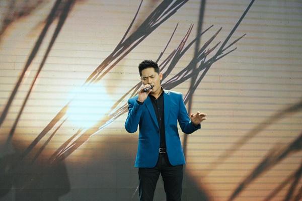 Diễn viên - ca sĩ Minh Luân