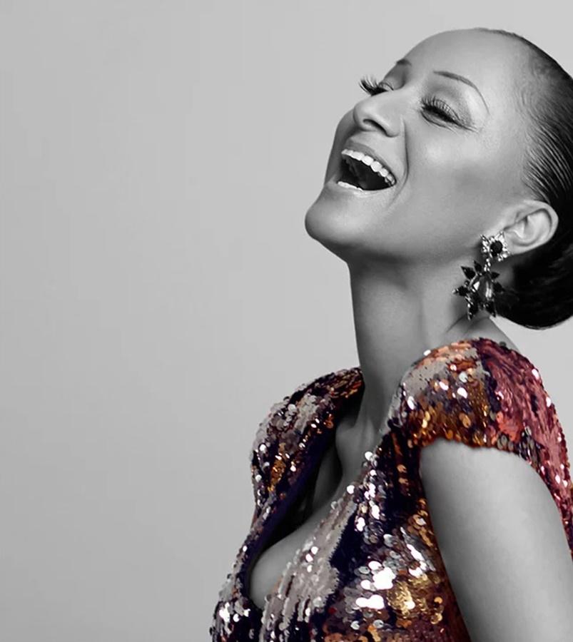 Jazz singer Trebeka