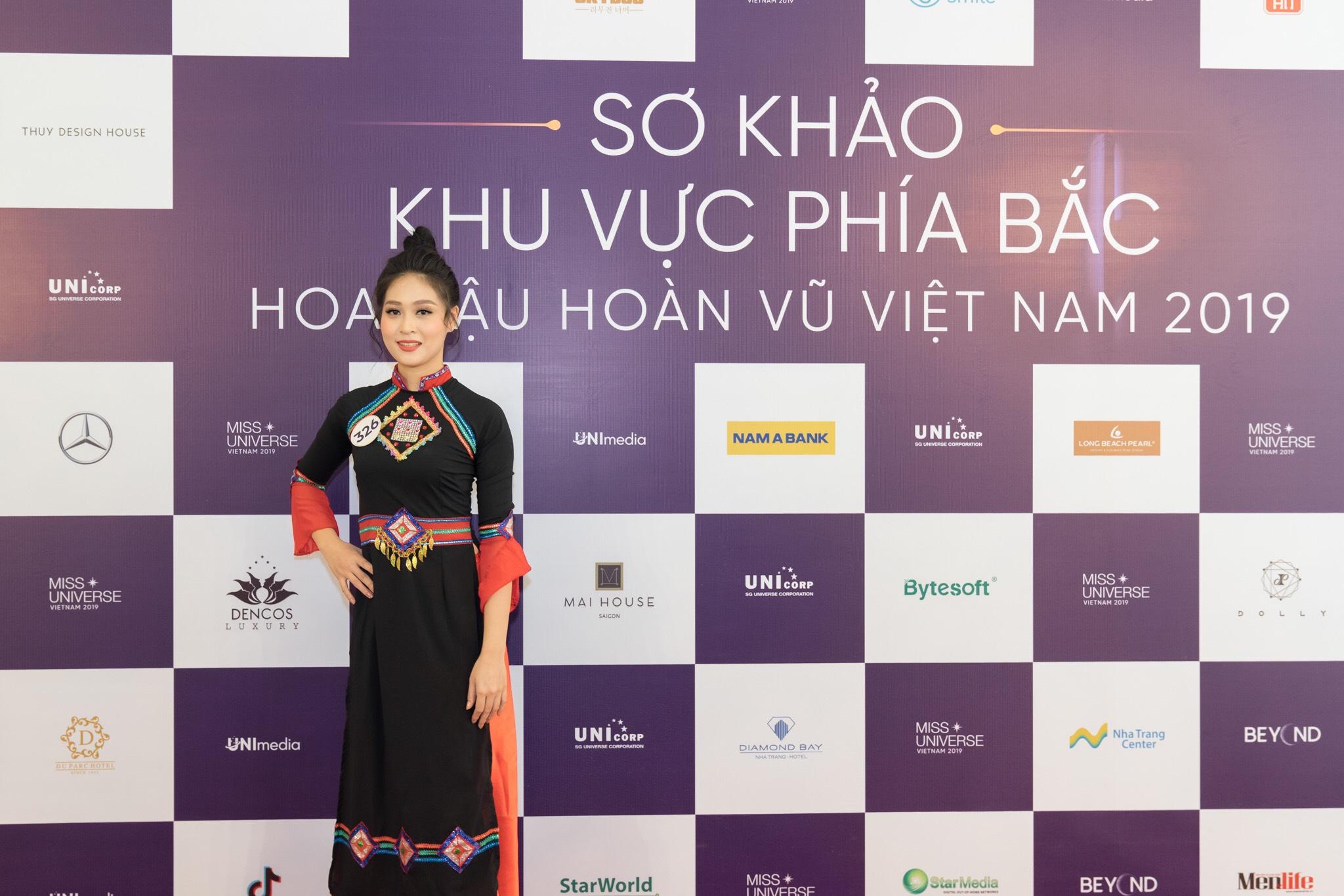 Thi sinh so khao phia Bac Hoa hau Hoan vu Viet Nam 2019 (1)