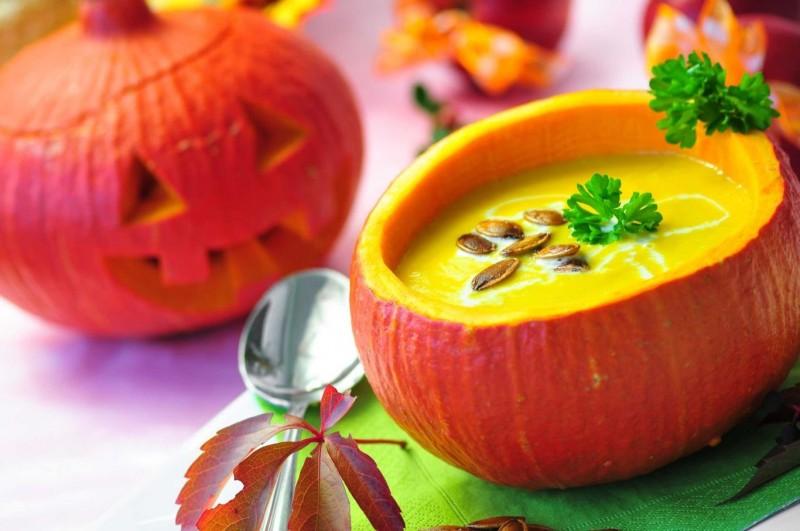 1. Những món ăn gợi nhớ mùa Halloween