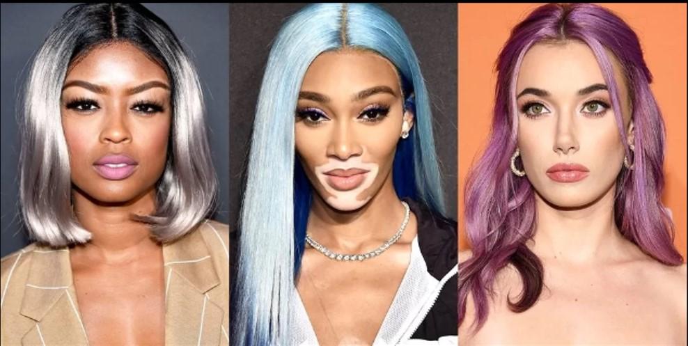 1. màu tóc trend thu đông 20196
