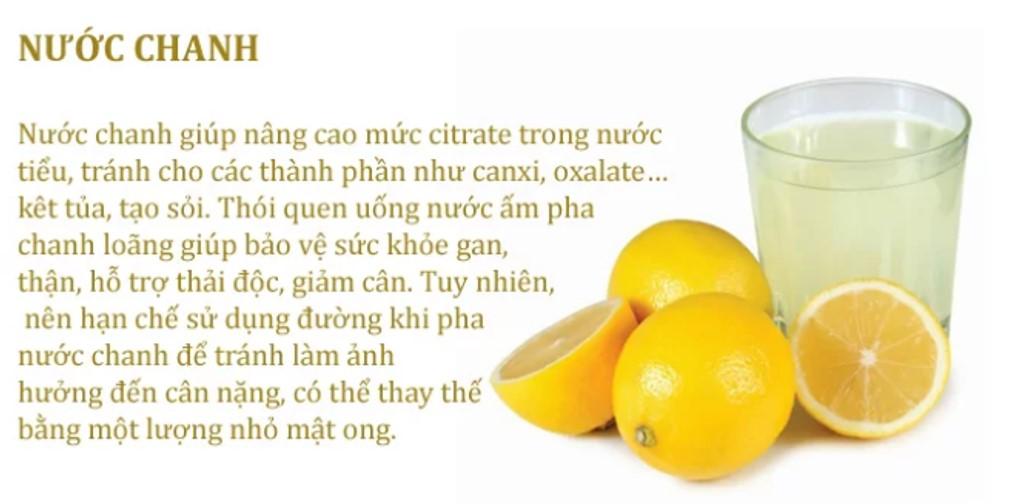 15. thức uống làm sạch sỏi thận4