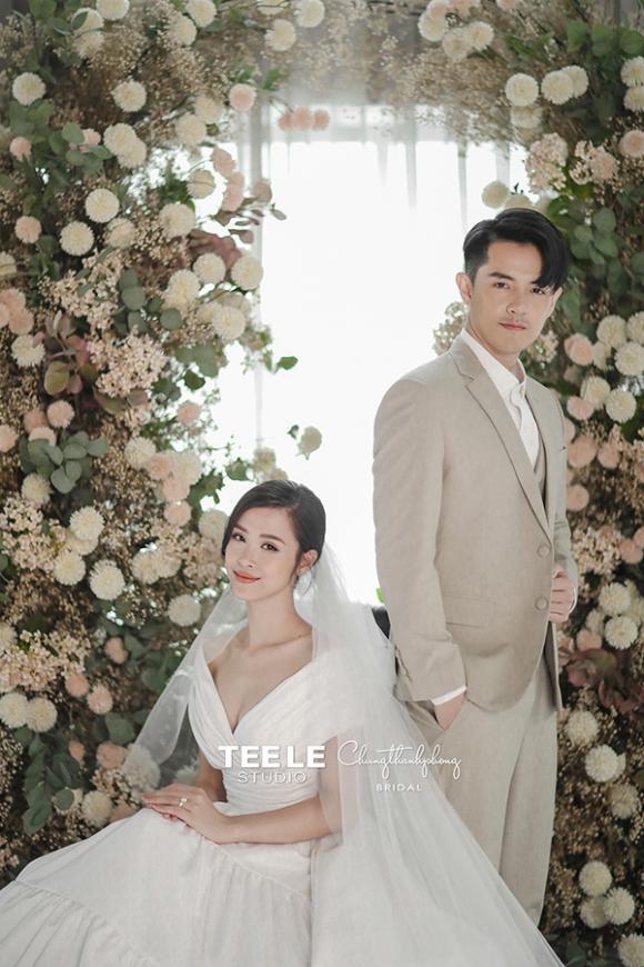 2. Trọn vẹn bộ ảnh cưới 'đẹp xỉu' của Đông Nhi và Ông Cao Thắng10