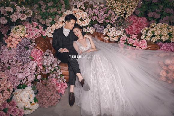 2. Trọn vẹn bộ ảnh cưới 'đẹp xỉu' của Đông Nhi và Ông Cao Thắng2