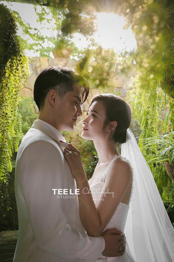 2. Trọn vẹn bộ ảnh cưới 'đẹp xỉu' của Đông Nhi và Ông Cao Thắng4