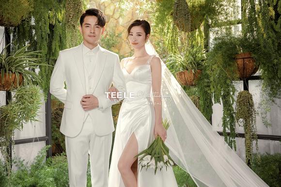 2. Trọn vẹn bộ ảnh cưới 'đẹp xỉu' của Đông Nhi và Ông Cao Thắng5