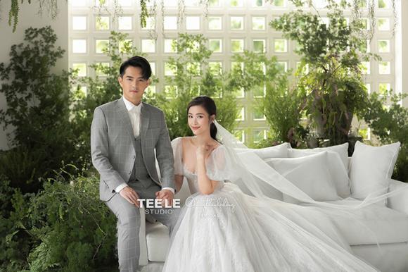 2. Trọn vẹn bộ ảnh cưới 'đẹp xỉu' của Đông Nhi và Ông Cao Thắng6