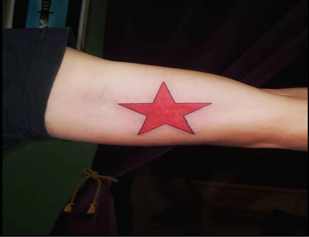 Người dân tại Đức không quá khắt khe với chuyện xăm hình. Tuy nhiên, Bộ luật hình sự của nước này đã cấm việc xăm các ký hiệu, biểu tượng… liên quan đến Đức Quốc xã. Ngoài ra, các biểu tượng liên quan đến Đảng cộng sản cũng bị cấm.