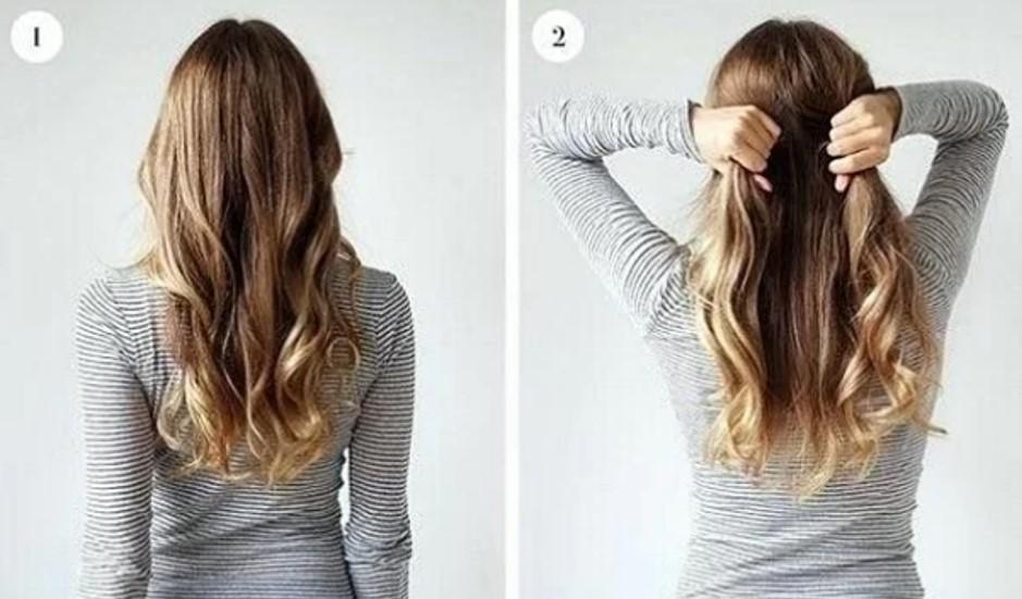 2. tóc cho nàng điệu đà