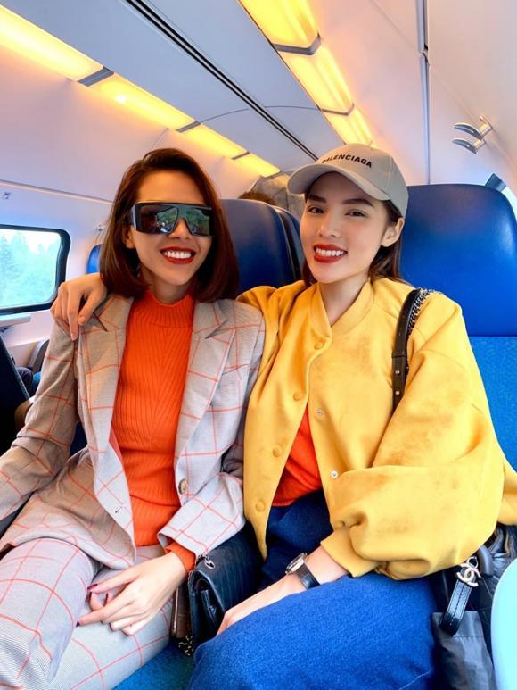 Sau Paris, Kỳ Duyên và Minh Triệu đi du lịch Hà Lan.