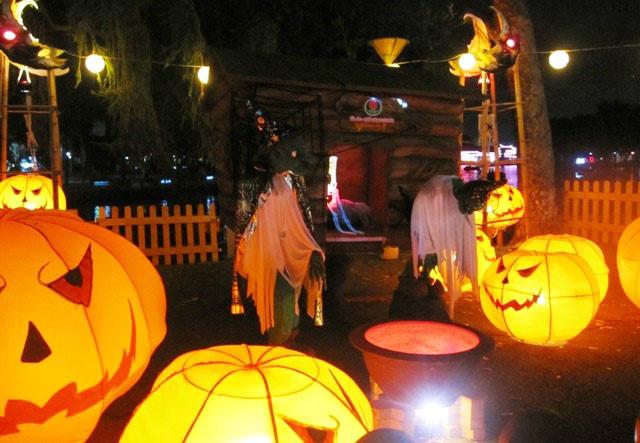 3. Địa điểm chơi Halloween thú vị tại Sài Gòn