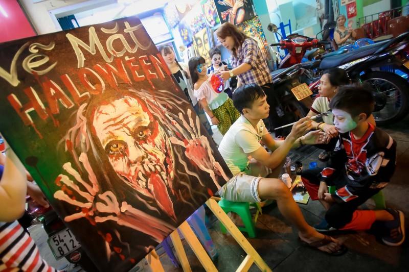 3. Địa điểm chơi Halloween thú vị tại Sài Gòn5