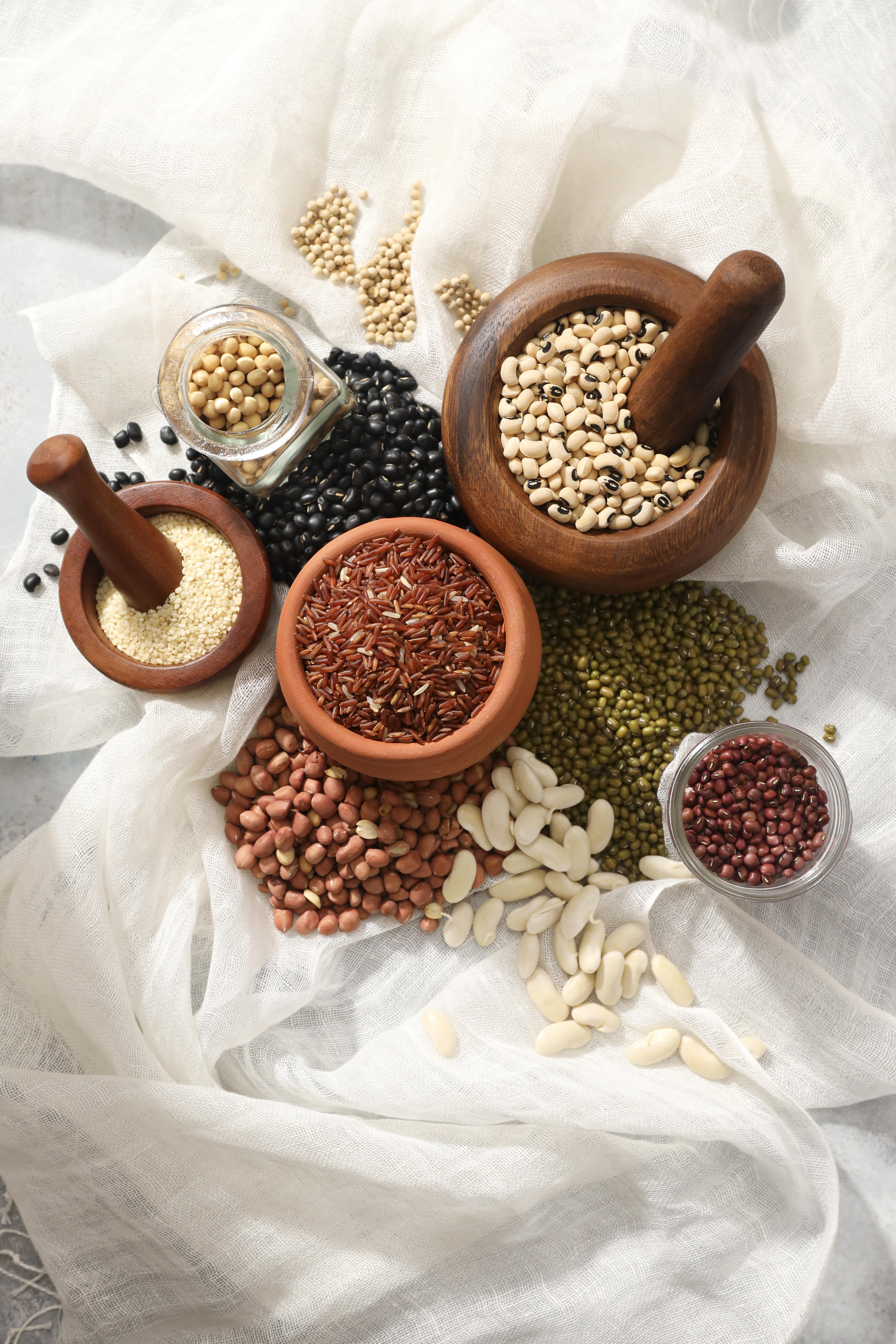 Sử dụng ngũ cốc nguyên hạt cho nhiều dinh dưỡng hơn
