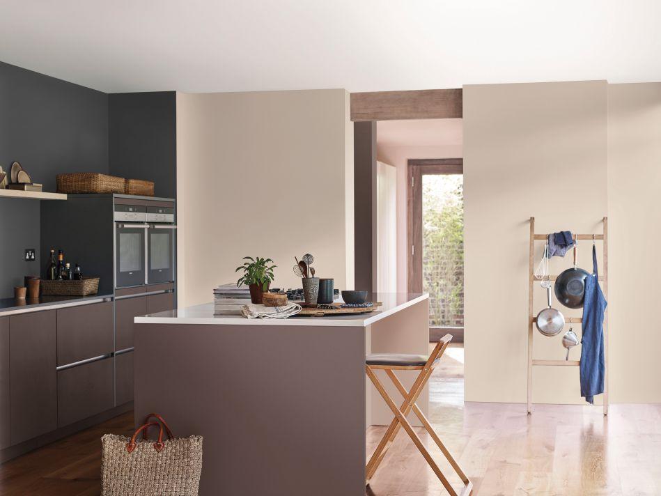Căn bếp của mẹ không chỉ đẹp, mà còn phải luôn sạch sẽ và ngăn nắp