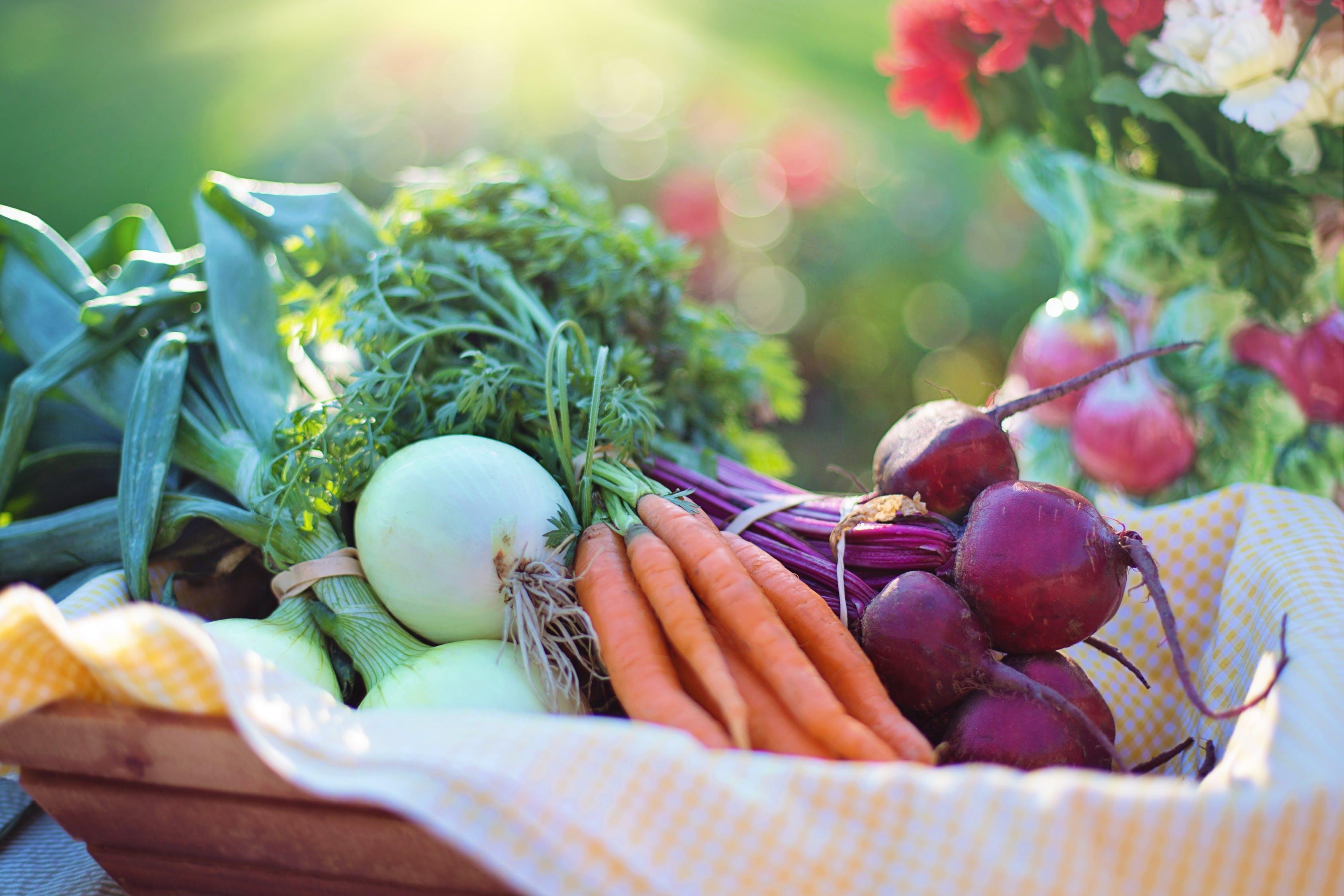 Nhiều loại rau trái tốt cho sức khỏe nếu dùng cả vỏ