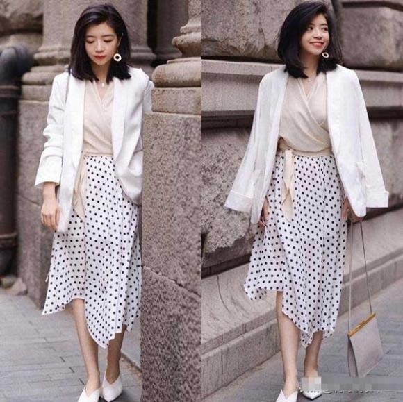 6. Gợi ý trang phục cho ngày chớm thu, giúp vẻ ngoài của bạn 'lên hương' nhanh chóng2