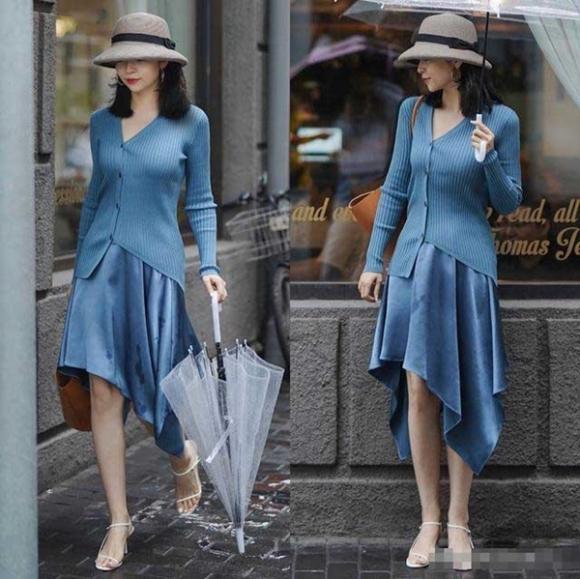 6. Gợi ý trang phục cho ngày chớm thu, giúp vẻ ngoài của bạn 'lên hương' nhanh chóng8