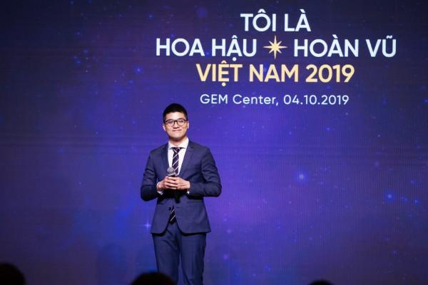 Dai dien BTC_Ong Tran Viet Bao Hoang
