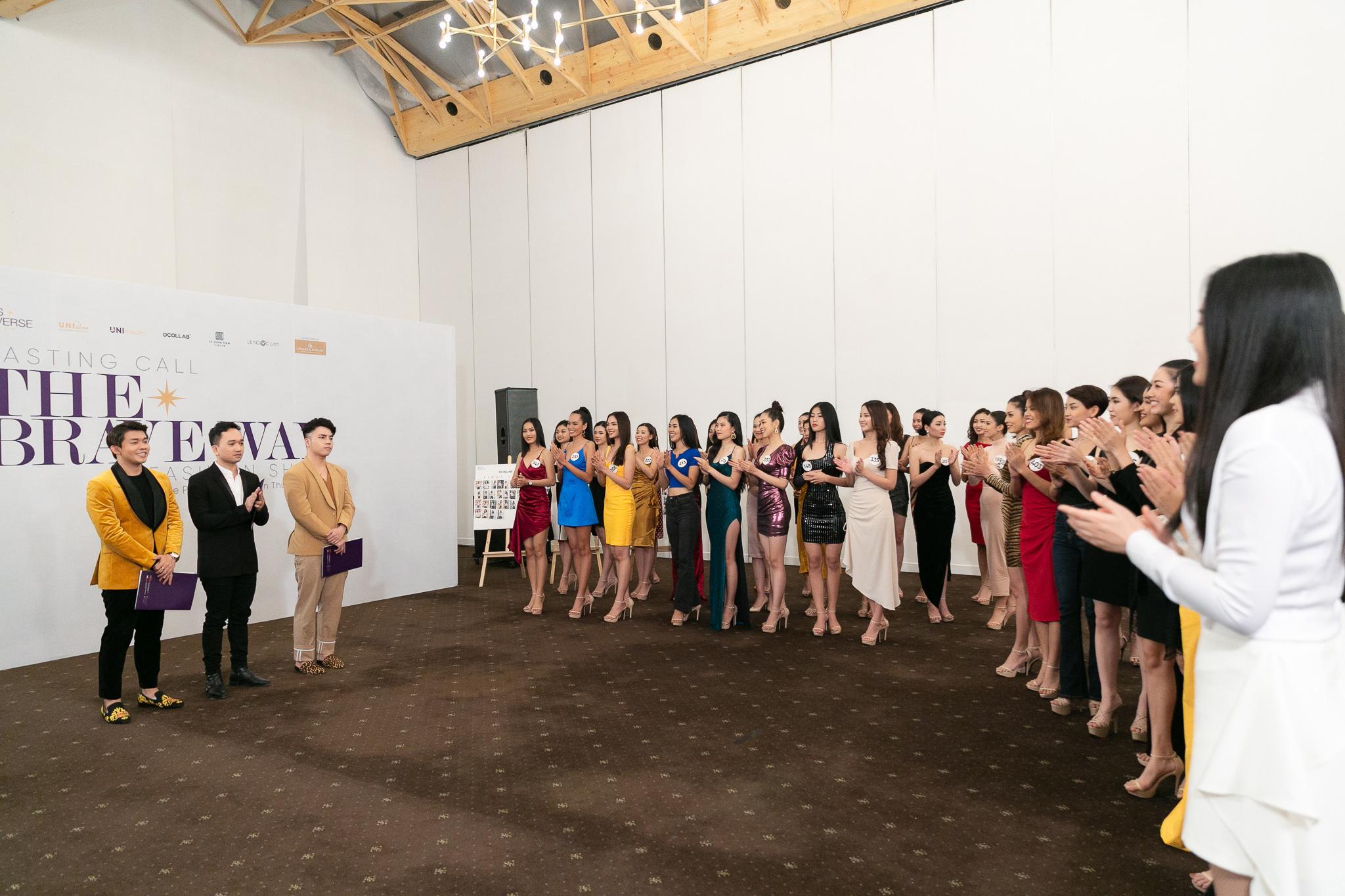 Hau truong Casting Fashion Show_top 60 Hoa hau Hoan Vu Viet Nam 2019 (11)