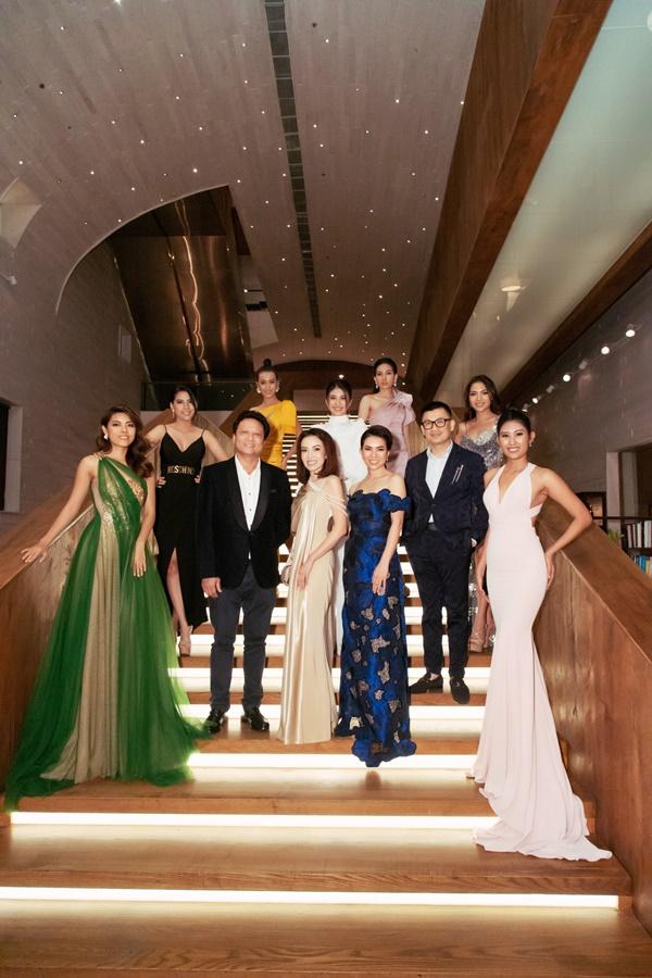 Miss Universe Star Night_Tham Do_Hoa Hau Hoan Vu Viet Nam 2019 (17)