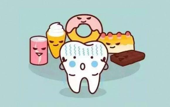 chứng sâu răng ở con nhỏ