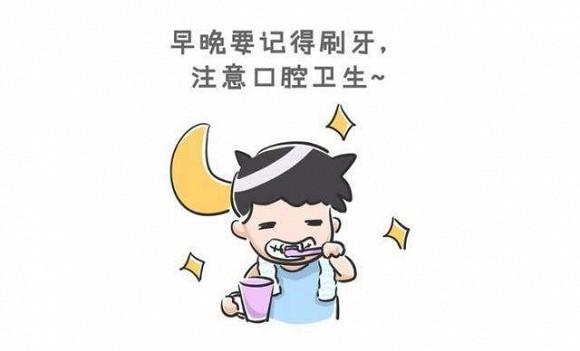 chứng sâu răng ở con nhỏ1