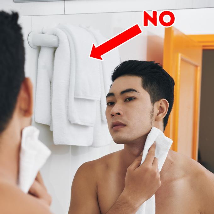 10 thói quen trong phòng tắm dễ gây hại cho sức khỏe3