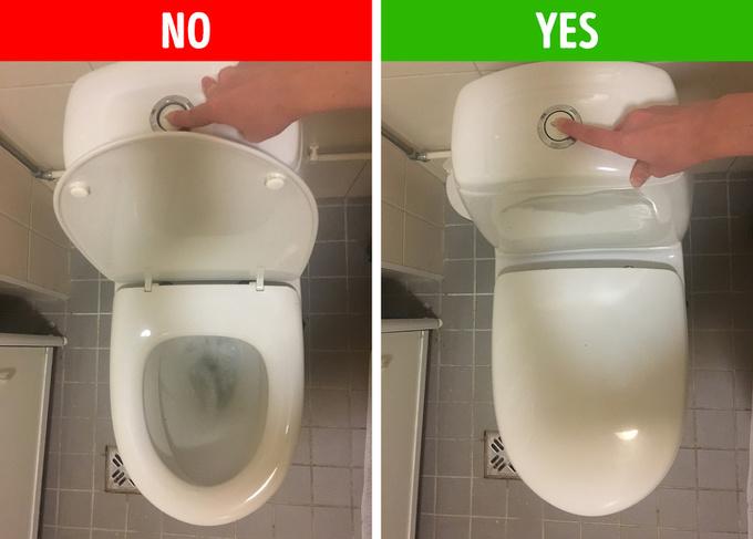 10 thói quen trong phòng tắm dễ gây hại cho sức khỏe8