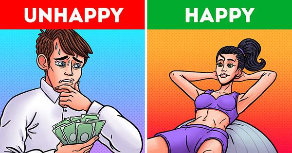 Nghiên cứu khoa học đã chỉ ra rằng, tập thể thao giúp bạn thấy hạnh phúc hơn.