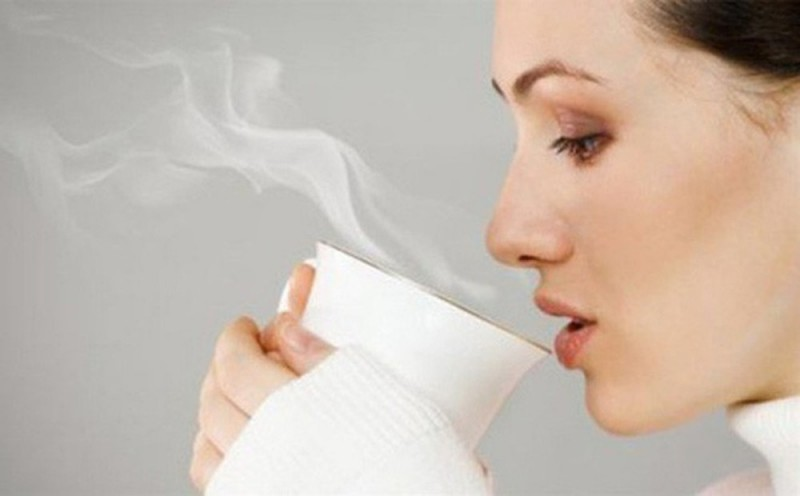 10. Thức uống cho da mịn màng vào ngày trời trở lạnh