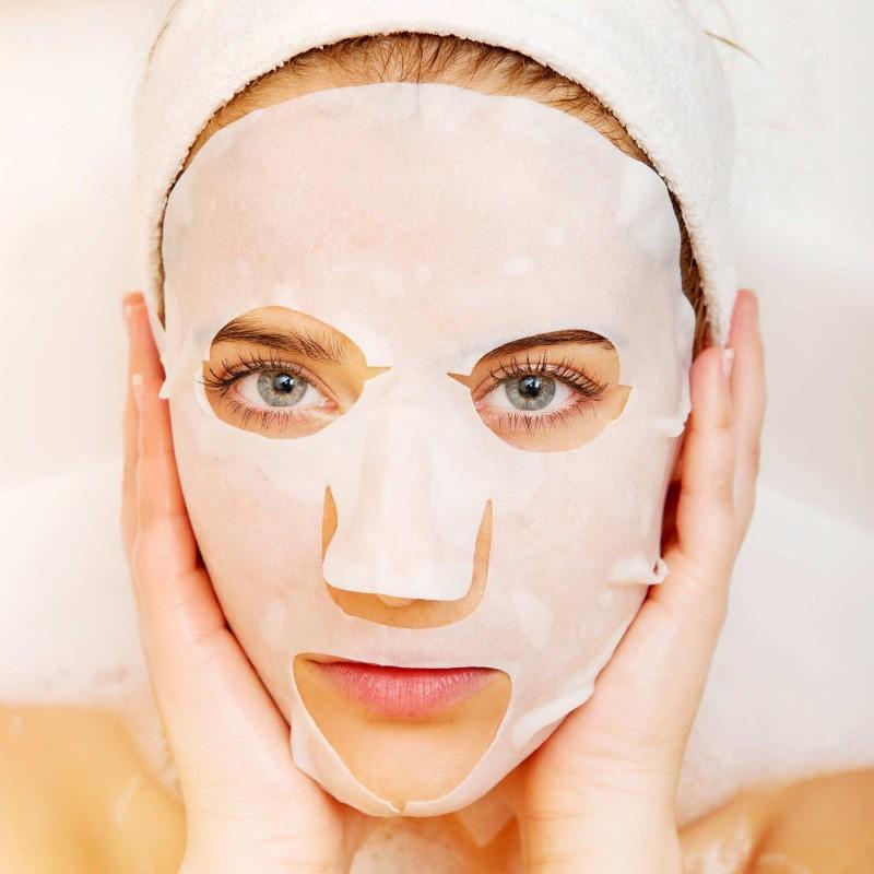 11. Sai lầm khi đắp mặt nạ giấy không phải ai cũng biết