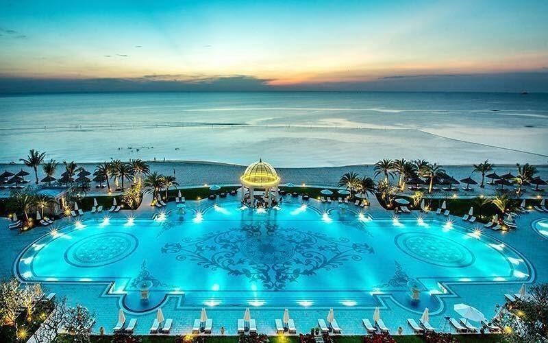 Bãi biển Thiên Đường thuộc Bãi Dài, Phú Quốc liên tục lọt top biển đẹp trên các bảng xếp hạng uy tín thế giới.