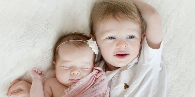 3. Khi trẻ có em2