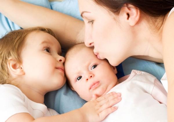 3. Khi trẻ có em3